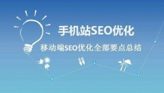 龙岗网站建设公司之狼雨SEO分享手机站优化视频教程
